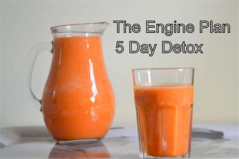 Engine Detox by The Engine Plan 5 Day Detox Samio