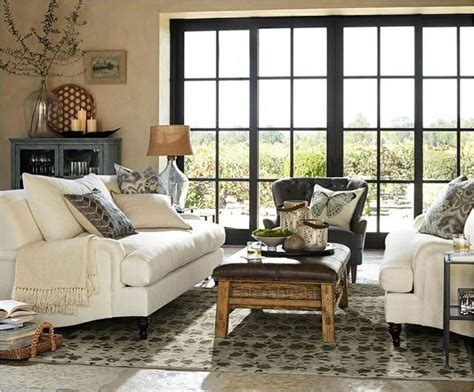 pottery barn rooms pottery barn living room orchard house living room