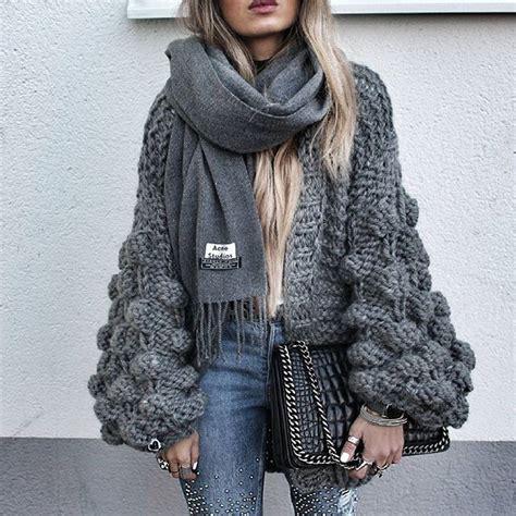 chunky knits best 25 chunky knit cardigan ideas on chunky