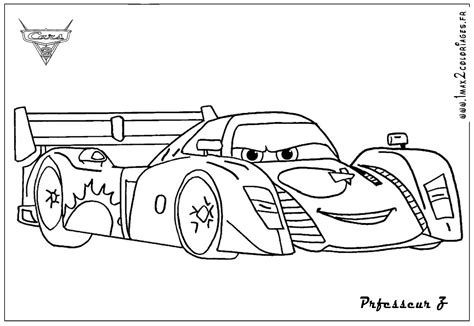 coloring pages cars 2 francesco disney coloriages cars