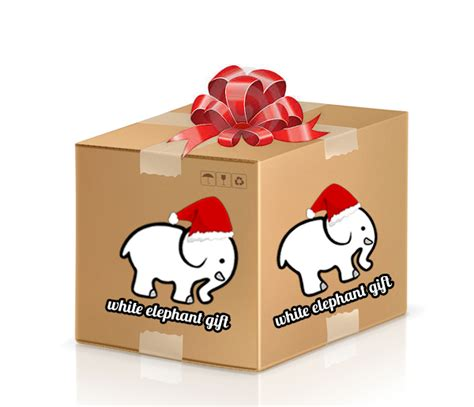 thieves christmas game ideas mystery box white elephant gift edition