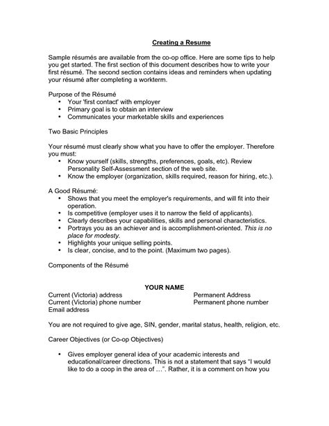 cook resume objective executive chef examples within what to write
