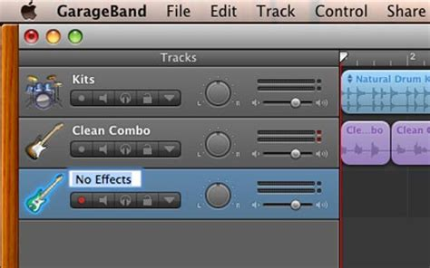 Garageband Track Apple Garageband Record Tracks Part3 Home