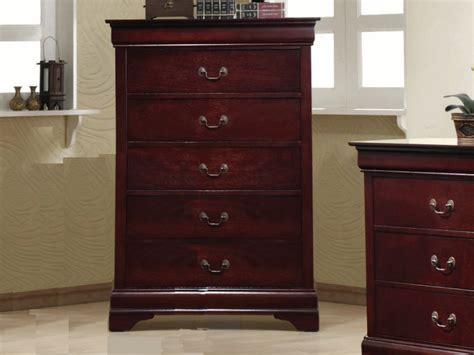 Louis Philippe Dresser by Louis Philippe Cherry Chest