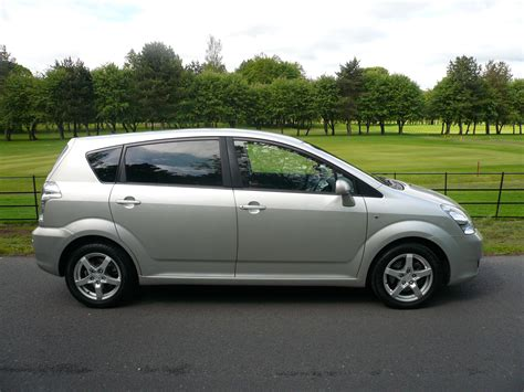 2012 Toyota Corolla Specs 2012 Toyota Corolla Verso Pictures Information And