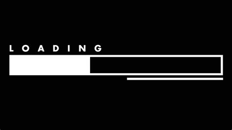 loading image simple loading bar loading animation 01