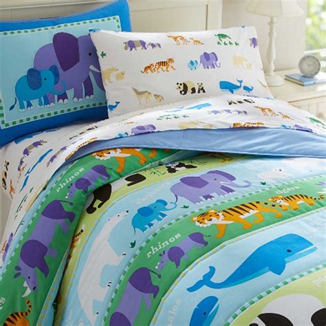 childrens twin comforters olive kids bedding endangered animals twin size