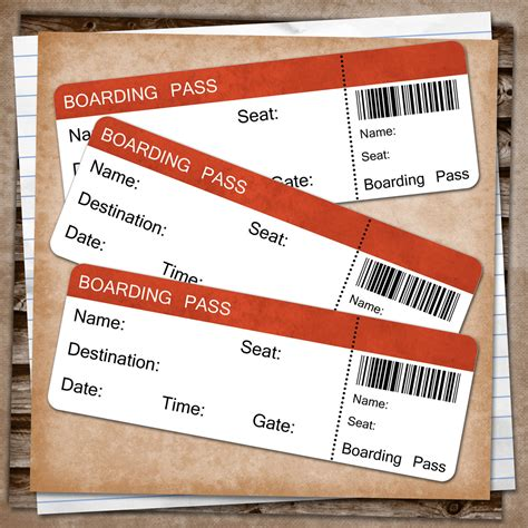 printable titanic boarding pass template rebeccab designs free printable boarding pass