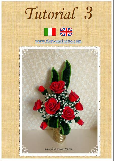 tutorial fiori tutorial fiori all uncinetto composizione