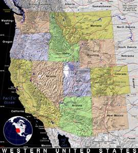 western united states 183 domain maps by pat the