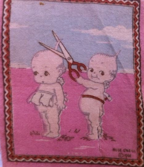 kewpie doll quilt quilt history layer by layer