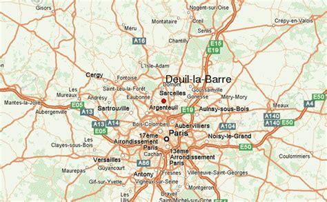 Plu Deuil La Barre by Guide Urbain De Deuil La Barre