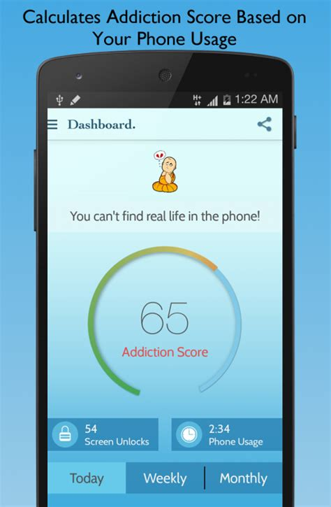 phone usage app breakfree cell phone addiction android apps on play