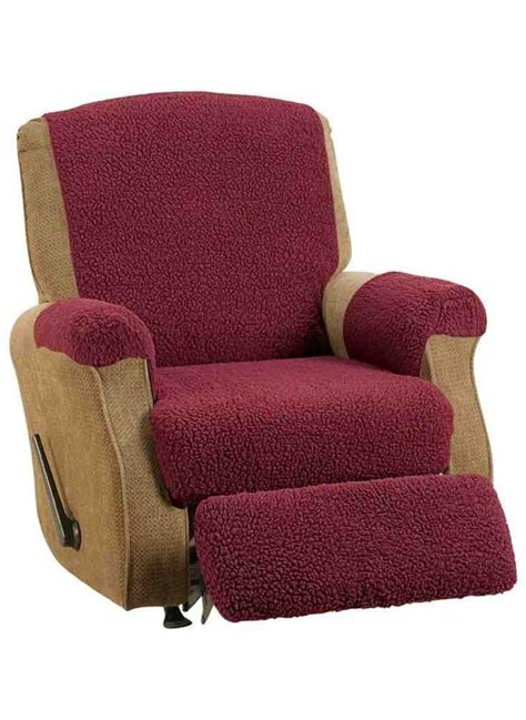 slipcover recliner 17 best ideas about recliner cover on pinterest recliner