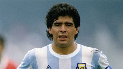 tottenham nearly signed diego maradona says teddy