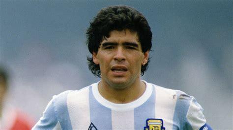 Diego Maradona Tottenham Nearly Signed Diego Maradona Says Teddy