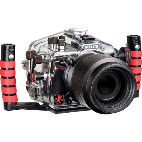 ikelite underwater housing for nikon d5200 digital
