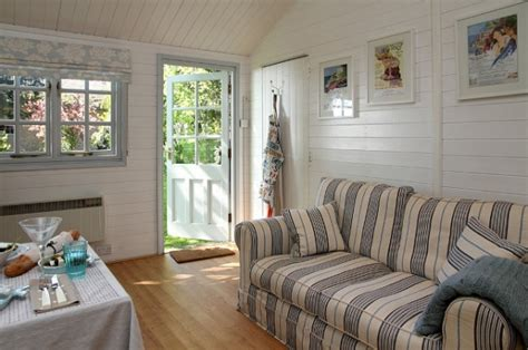 cozy beach cabin