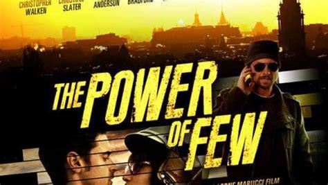 The Power Of Few 2013 Film The Power Of Few Teaser Trailer 2013