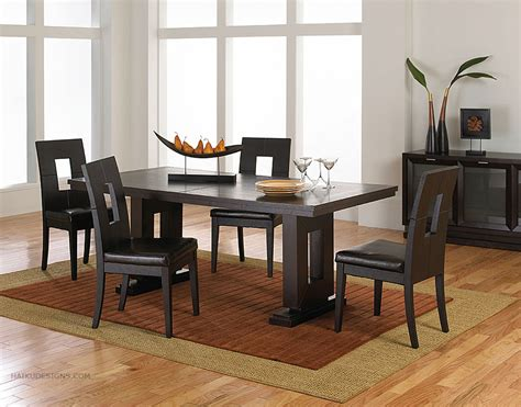 modern furniture asian contemporary dining room furniture