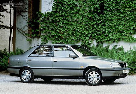 Lancia Dedra Lancia Dedra 1990 1991 1992 1993 1994 Autoevolution