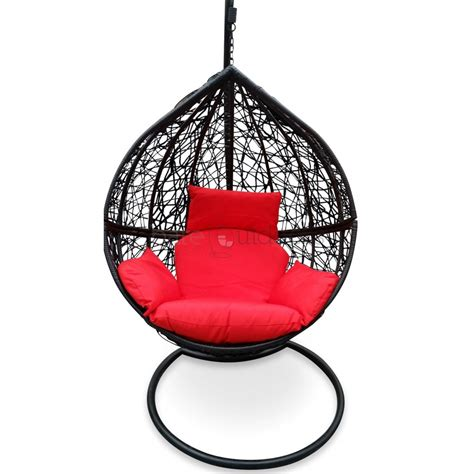 Outdoor Egg Chair by Outdoor Hanging Chair Black Hanging Egg