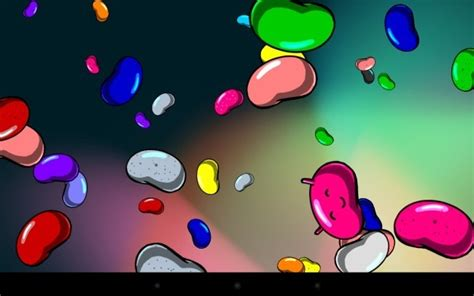jelly bean android 4 android easter eggs from gingerbread to jelly bean