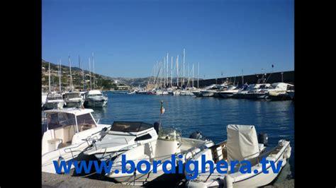 porto di bordighera bordighera porto turistico la barca bordighera tv