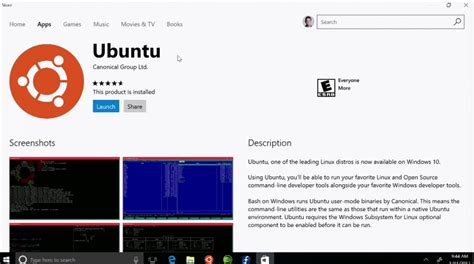 install windows 10 store ubuntu fedora and opensuse are coming to the windows