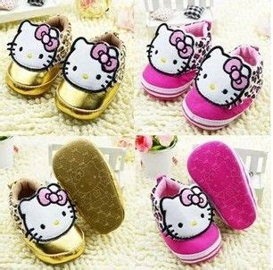 Prewalker Baby Hellokitty drop shopping shoes baby hello baby shoes new