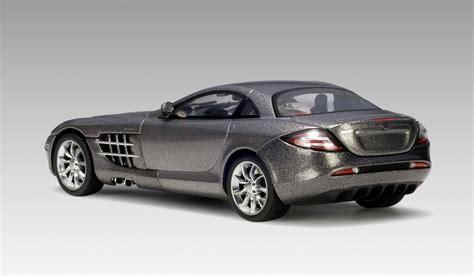 Autoart 1 43 Mercedes Slr Mclaren autoart mercedes slr mclaren grey 56124 in 1 43