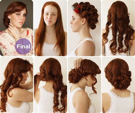 easy 1930 hair 14 glamorous retro hairstyle tutorials pretty designs