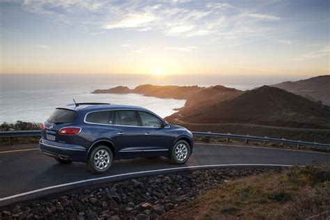 2016 buick enclave adds onstar 4g lte connectivity