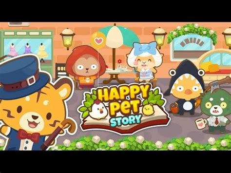 download game android happy pet story mod apk happy pet story virtual sim android gameplay hd youtube