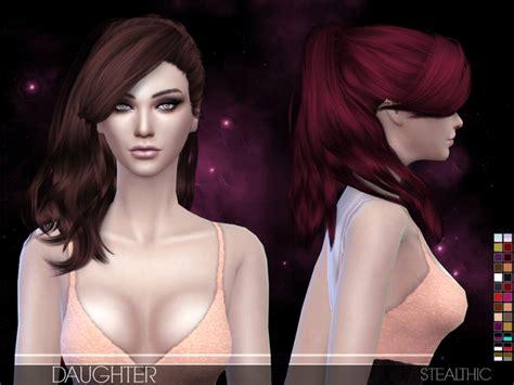 sims 4 custom content hair sims 4 cc hair child newhairstylesformen2014 com