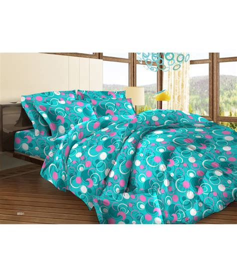 bombay dyeing bed sheets bombay dyeing blue cotton bed sheet buy bombay dyeing