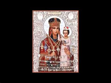 agni parthene despoina virgen madre alegrate agni parthene in doovi