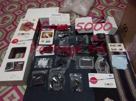 Sjcam 5000 Malaysia unboxing sjcam 5000 malaysia