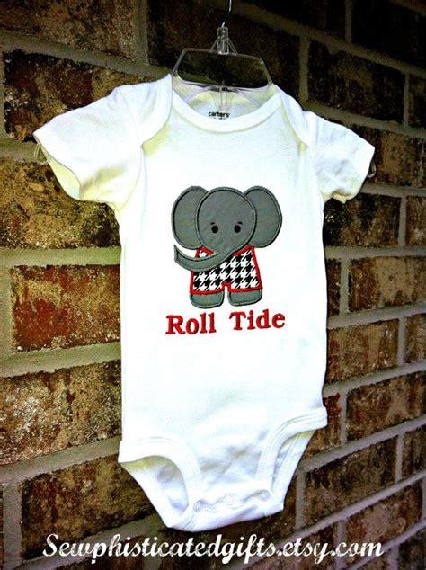 alabama onesies for babies bama onesie bama shirt of alabama elephant