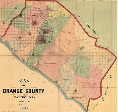 Garden Grove Ca City Boundary History Of Anaheim Streets 171 Myrons Mopeds