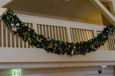 friendship house garland christmas resort hopping at walt disney world
