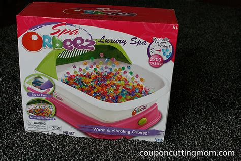 orbeez luxury spa orbeez luxury spa the at home spa experience