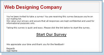 quick tour create and send online surveys with benchmark