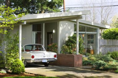 Small Mid Century Modern Homes Midcentury Modern Homes For Those On A Tight Budget Mid