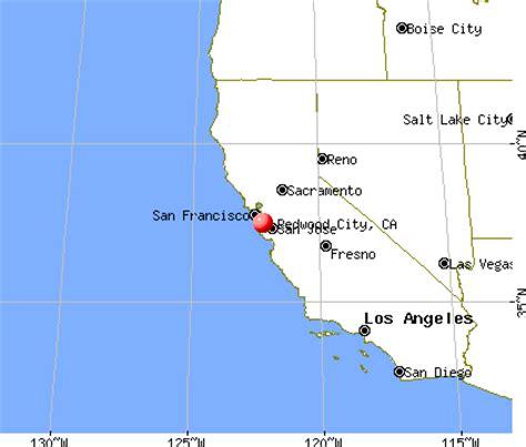 map of redwood city california redwood city california ca 94065 profile population