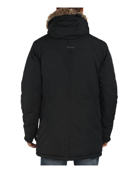 mens bench coat mens parka hoodie jacket bench nomen coat water