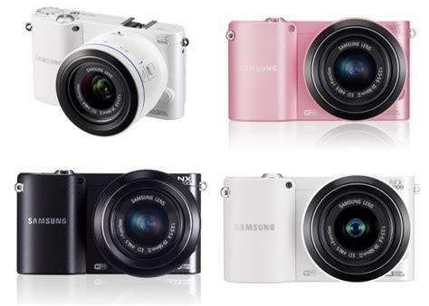 Kamera Mirrorless Samsung Nx210 samsung aps c mirrorless nx1000 nx210 nx20