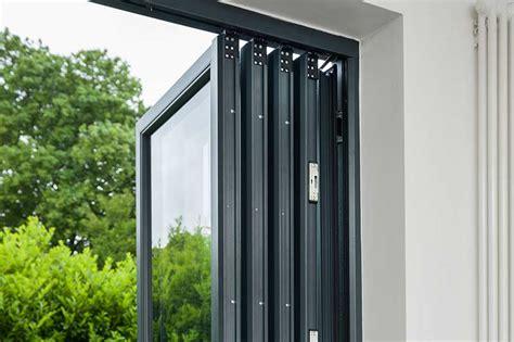 slide swing door new invisifold doors from perfect windows kent ltd