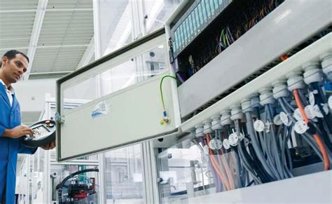 system cabling cabinets automation technology