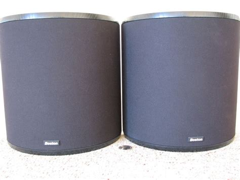 Sepaker Advance A31 boston acoustics vrx dipole surround speakers for sale